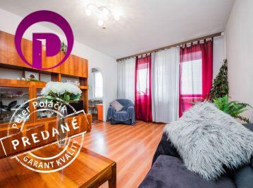 REZERVOVANÉ: 3i byt, 65 m2 – BA – Medzi jarkami: výborný pomer ceny a ponúkaného potenciálu bytu