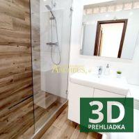 4 izbový byt, Kežmarok, 83 m², Kompletná rekonštrukcia