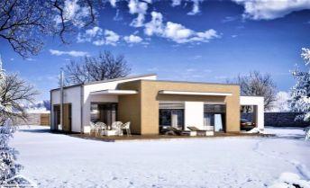 Štýlový 4-izbový rodinný dom v Hrubej Borši