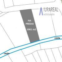 Pre rodinné domy, Horné Srnie, 1061 m²