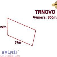 Pre bytovú výstavbu, Trnovo, 790 m², Pôvodný stav