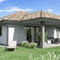 Rodinný dom, Nové Zámky, 99.06 m², Projekt