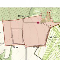Priemyselný pozemok, Iliašovce, 174338 m²