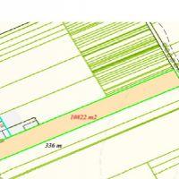 Pre rodinné domy, Pohranice, 10822 m²