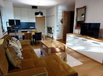 BA III. 2 izbový byt so záhradou na Ďumbierskej ulici na Kramároch