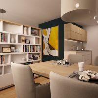 2 izbový byt, Kunerad, 52 m², Novostavba