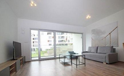 Prenájom zariadený 4-izbový byt, Pod vtáčnikom , Nové mesto - BA EXPISREAL