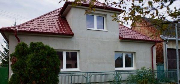 Vysoká pri Morave: predaj RD v centre po kompletnej rekonštrukcii.