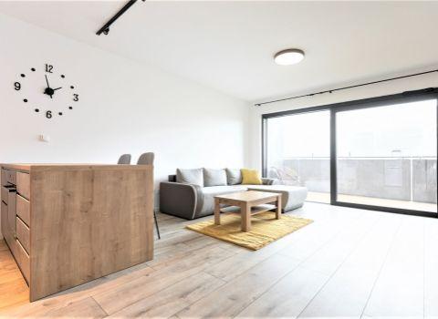 PRENAJATÝ - Na prenájom úplne nový 2 izbový byt v novostavbe Tehelné pole