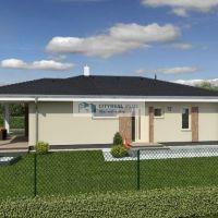 Rodinný dom, Andovce, 100 m², Vo výstavbe