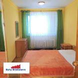 RK Byty Bratislava prenajme 2 - izb. byt, BA II, Prievoz, Mierová ul.