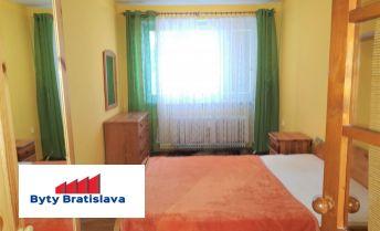 RK Byty Bratislava prenajme 2 - izb. byt, ul. Mierová,  BA II, Prievoz