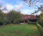 Priestranný 7i tehlový rodinný dom s pozemkom 1560 m2 + vínna pivnica, sauna, Trenčín / Zamarovce