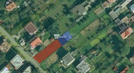 Stavebný pozemok na predaj v Žiline - Višňové