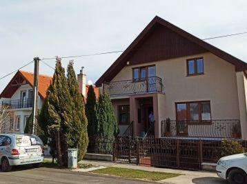 Rodinný dom Pata Budovatelská ul.