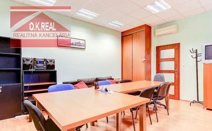 Ponúkame na prenájom kancelárske priestory /67m2/ na Tomašikovej ulici, lokalita Bratislava-Ružinov v blízkosti DK Ružinov