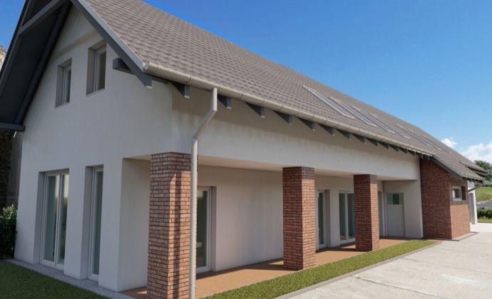 PREDAJ - veľkorysý mezonetový byt v rodinnom dome v obci Štefanová