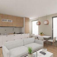 3 izbový byt, Poprad, 47 m², Novostavba
