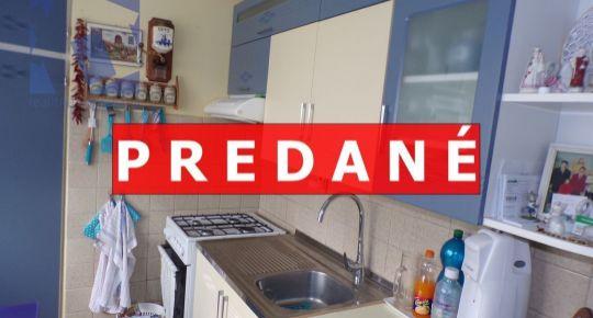 PREDANÉ Na predaj 2 izbový byt 60 m2 Prievidza 70151