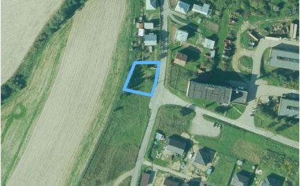 Predaj pozemku určeného na výstavbu rodinného domu o výmere 809 m2 v lokalite Brezno - Podkoreňová
