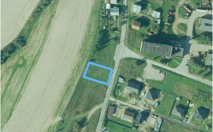 Predaj pozemku určeného na výstavbu rodinného domu o výmere 735 m2 v lokalite Brezno - Podkoreňová