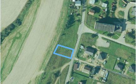 Predaj pozemku určeného na výstavbu rodinného domu o výmere 737 m2 v lokalite Brezno - Podkoreňová