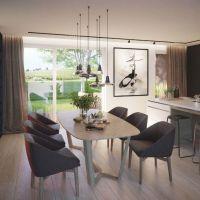 4 izbový byt, Banská Bystrica, 113 m², Novostavba