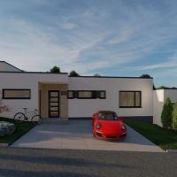 Rodinný dom, Banská Bystrica, 116 m², Novostavba
