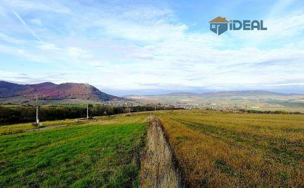 REZERVOVANÉ investičný pozemok, 800m2, Vyšná Šebastová / Severná