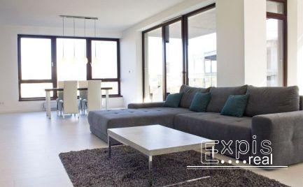 PRENÁJOM krásneho 4-izbového bytu v lukratívnej časti BA-Staré Mesto EXPISREAL