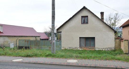 Stavebný pozemok v obci Stará Halič, všetky inžinierske siete.