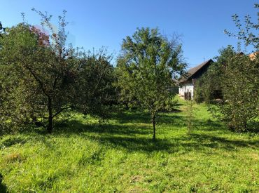 Stavebný pozemok v Pruskom, 1740 m2