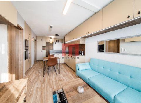 PRENAJATÝ - na prenájom exkluzívny 2 izbový byt s parkovacím miestom a nádherným výhľadom v projekte Nová Matadorka