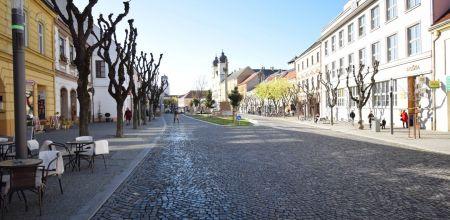 Ponúkame Vám na prenájom komerčné a prevádzkové priestory v centre mesta Trenčín na Mierovom námestí