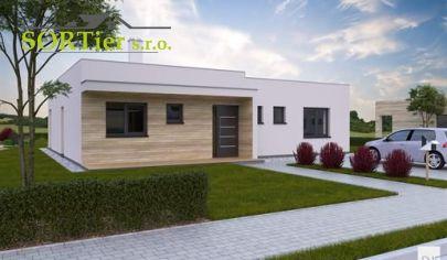 Moderný bungalov - Malé Leváre - možnosť rezervácie 2021