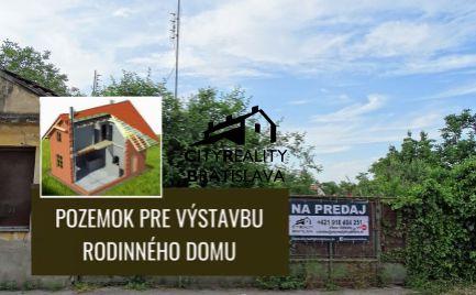 Na predaj stavebný pozemok pre rodinné domy Zlaté Klasy, Čakanská cesta