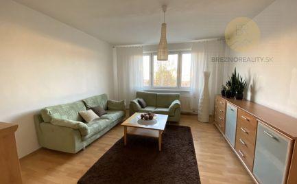 Pekný 3i byt so zariadením - Brezno - Mazorník