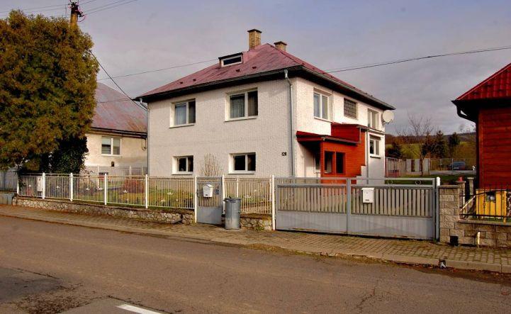 Zrekonštruovaný rodinný dom v Habure