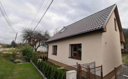 Na predaj zaujímavo zrekonštruovaný rodinný dom, Oškerda