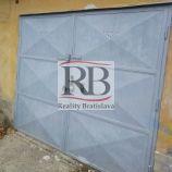 Garáž na Skalickej ceste, Bratislava III