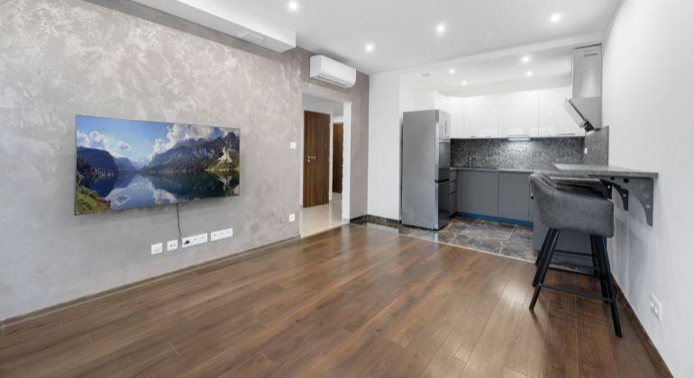 REZERVOVANÉ : Krásny 2 izbový byt v novostavbe s rekuperáciou a klimatizáciou