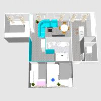 4 izbový byt, Snina, 92 m², Pôvodný stav