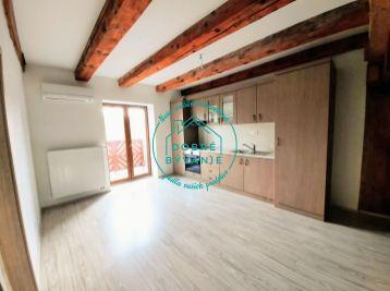 Exkluzivne na Prenajom 2 izbový čiastočne zariadený byt v centre