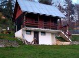 Záhradná chata s udržiavaným pozemkom