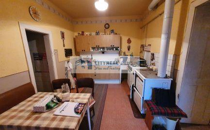 Ponúkame Vám na predaj rodinný dom v obci Svodín