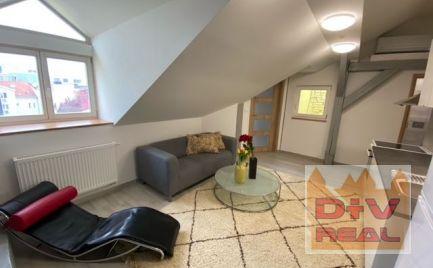 2 izbový byt, Grosslingova ulica, Bratislava I, Staré Mesto, zariadneý, klimatizácia, možnosť grilovania v záhradke, možnosť parkovania