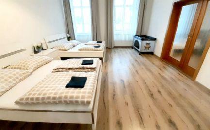 PRENÁJOM  izby v 3 izbovom byte pri Prezidentskom paláci v Bratislava Staré mesto - Štefánikova ulica EXPISREAL