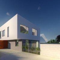 Rodinný dom, Kuchyňa, 117 m², Novostavba
