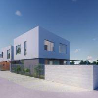 Rodinný dom, Kuchyňa, 119 m², Novostavba