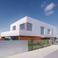 Rodinný dom, Kuchyňa, 118 m², Novostavba